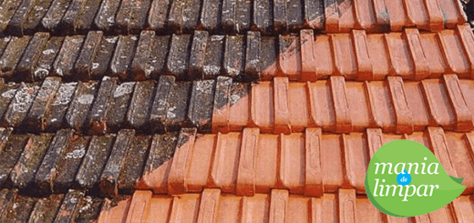 Mania de Limpar - Serviços de Limpeza Profissional - Limpeza de Telhado