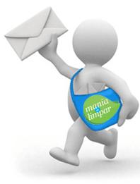 Mania de Limpar - Serviços de Limpeza Profissional - Envio de mensagem